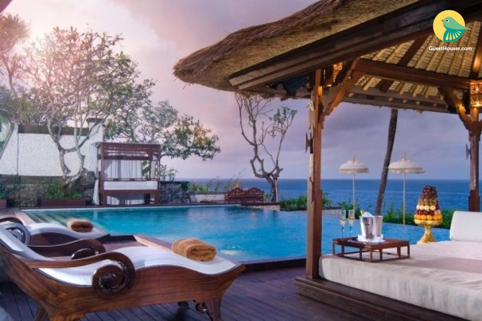 Luxe 3 bedroom villa with private pool