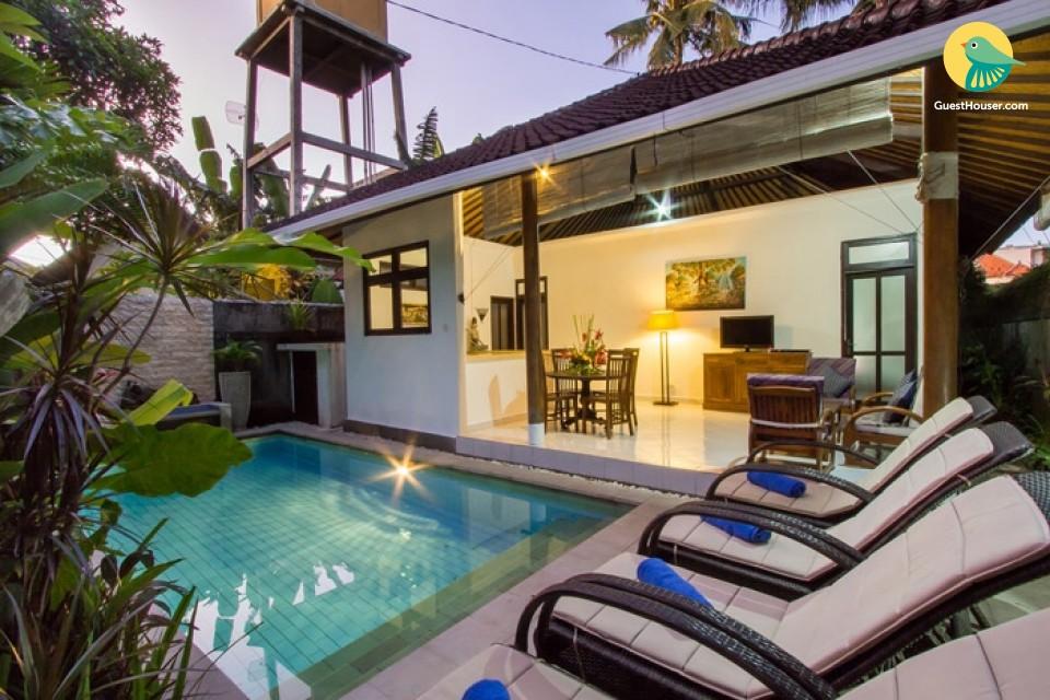 Book Entire Villa In Kuta Bali 56085