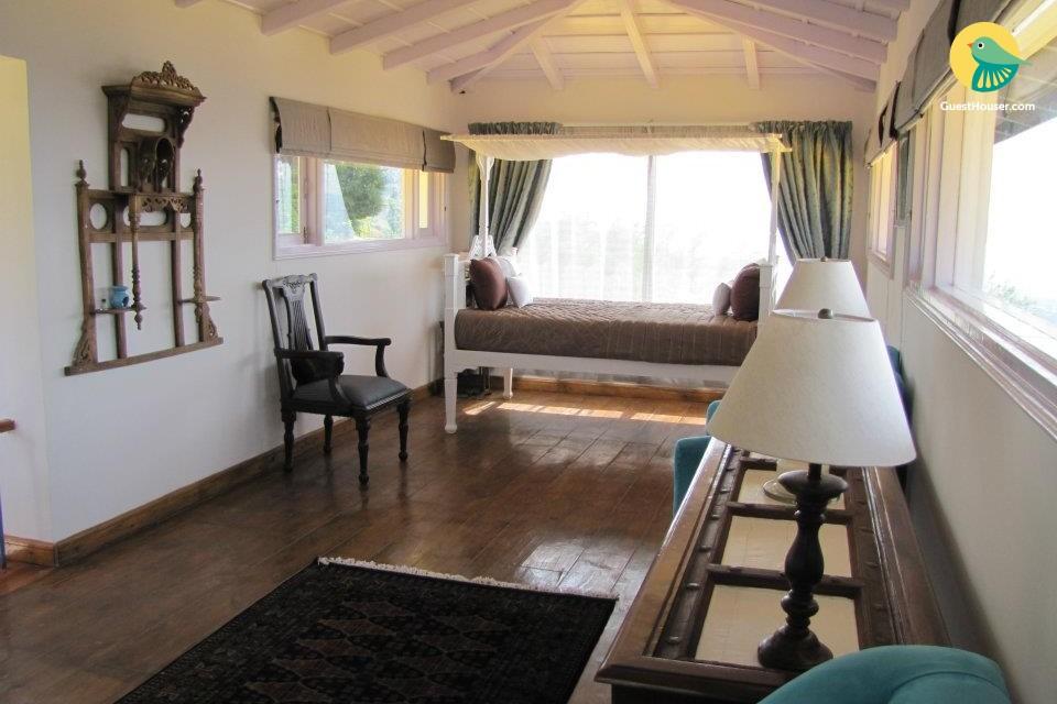 2BR Luxury Cottage in Dhanachuli
