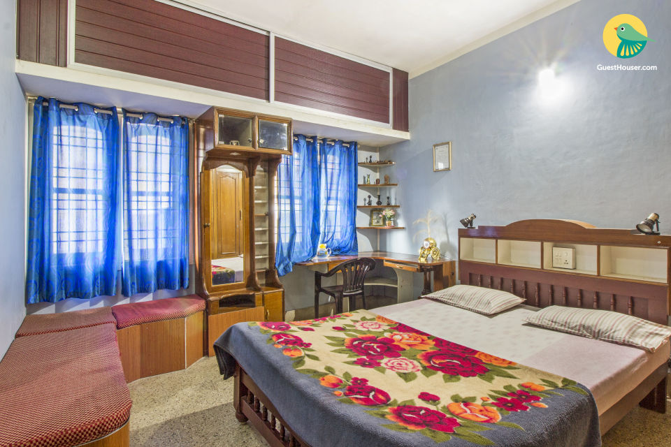 Cosy homestay ideal for a family getaway, 700 m from Raja's Seat Mantapa