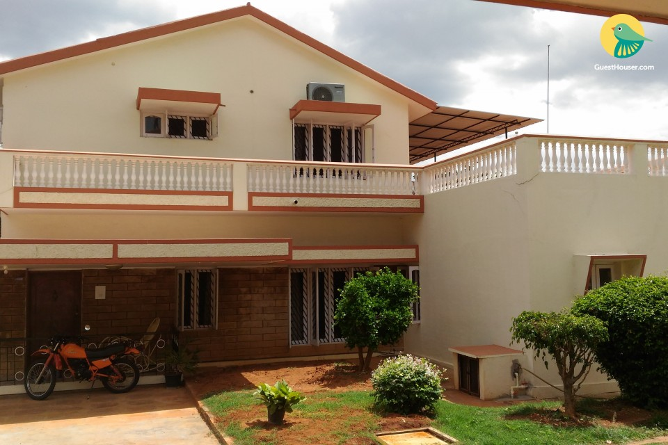 2 Bedroom villa available to Stay