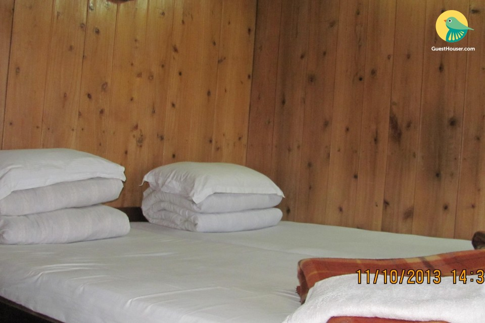 Cottage for 3 in Rishyap