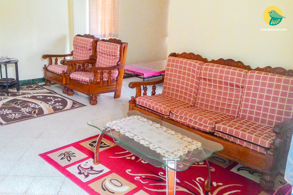 Comfortable 3 Bedroom Homestay in Bengaluru