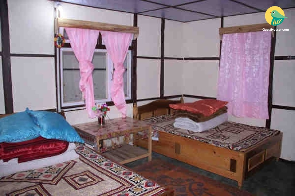 4 bedroom accommodation in an organic village
