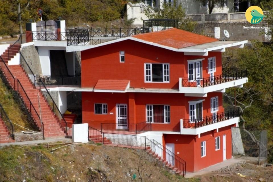 3 Bedroom Cottage in Dagshai