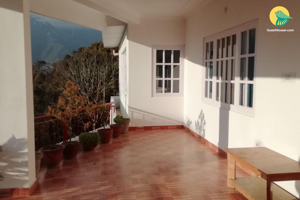 1 Bedroom Homestay in Dharmsala