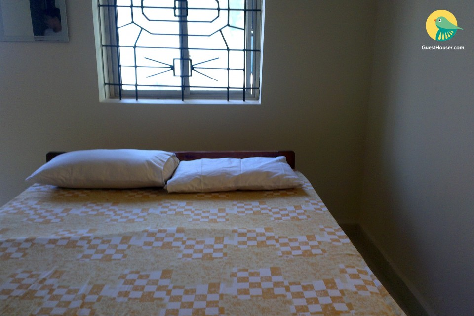 Capacious stay for backpackers, 1 km from Calangute beach