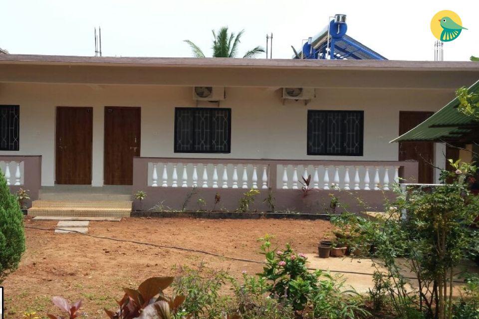 1 bedroom AC stay in Anjuna