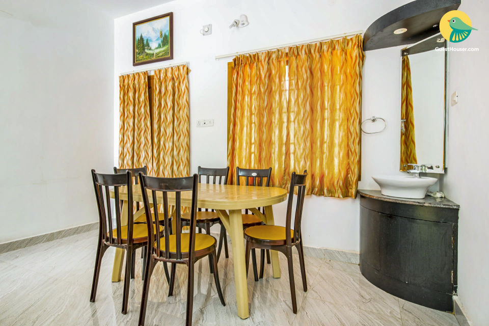 Vibrant 5-BR apartment, 1.6 km from Auroville Beach