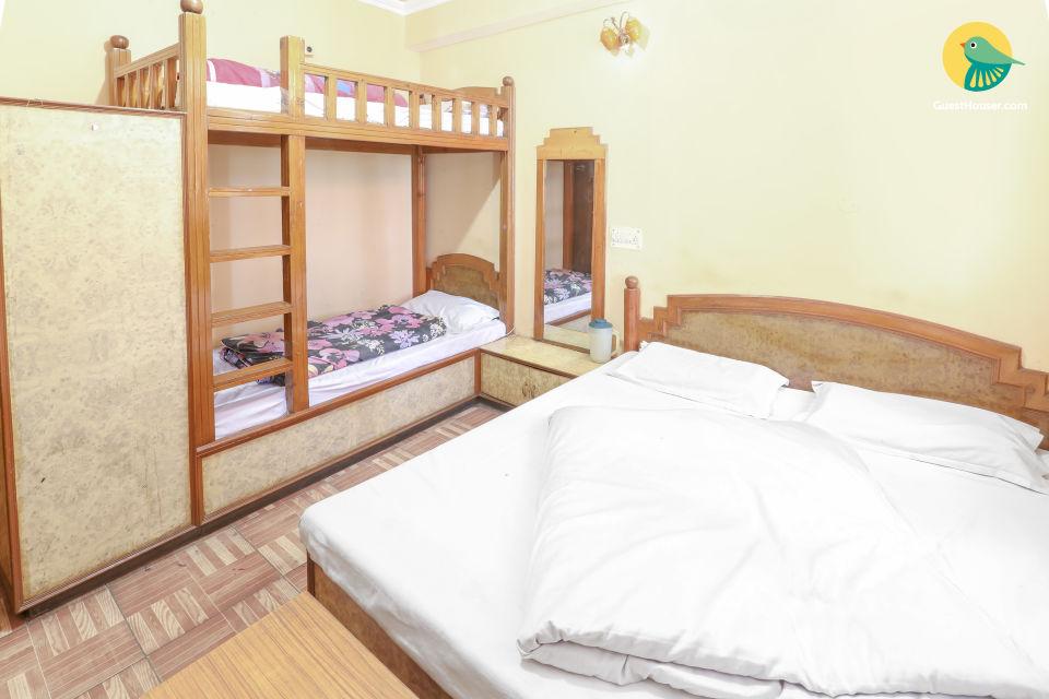 Cosy BnB room 5, near Jakhu Temple