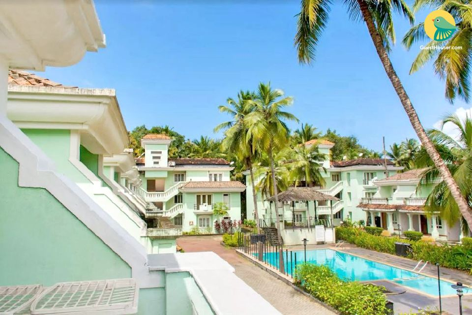3-BR pool villa in a gated complex