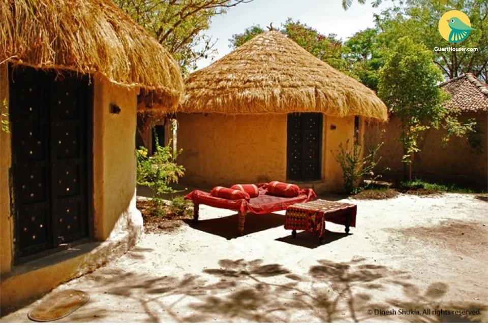 Imaginatively Designed Cottages