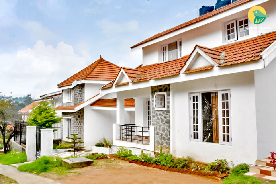Rejuvenating 6-BR cottage, near Kodaikanal Lake