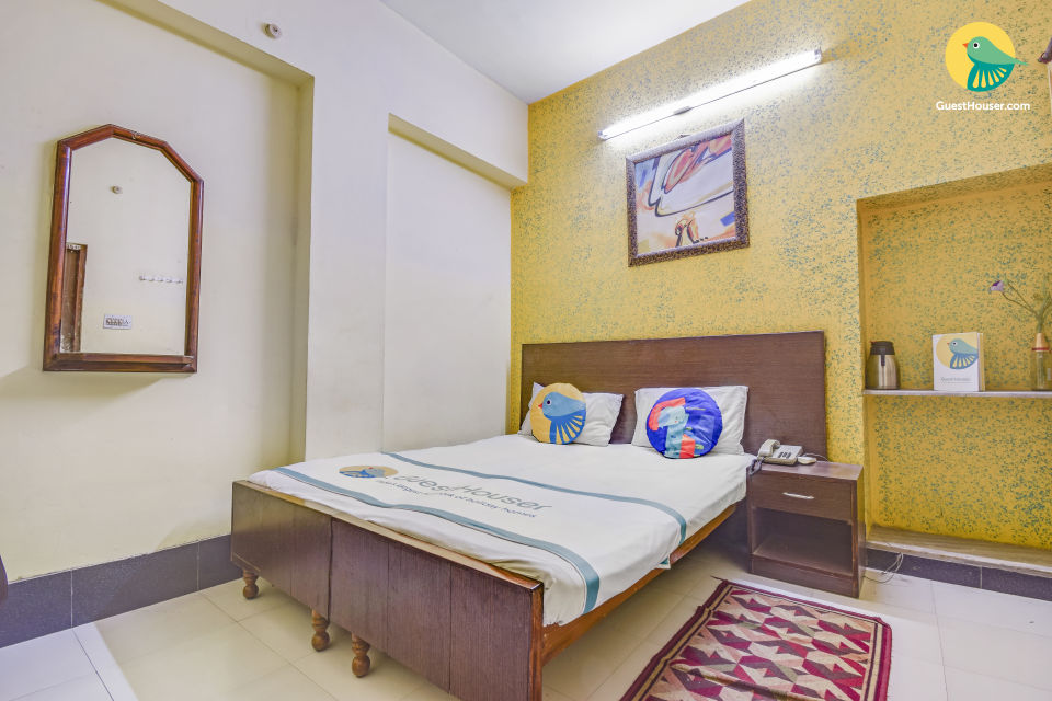 Restful retreat near City Palace, ideal for solo travellers