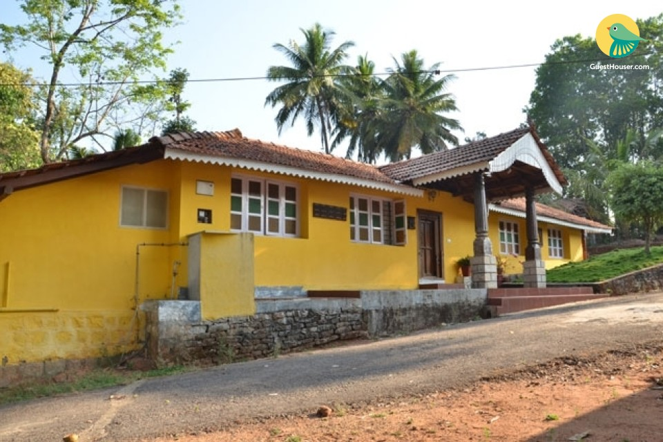 Pristine 7-BR homestay for 21, ideal for solitude seekers