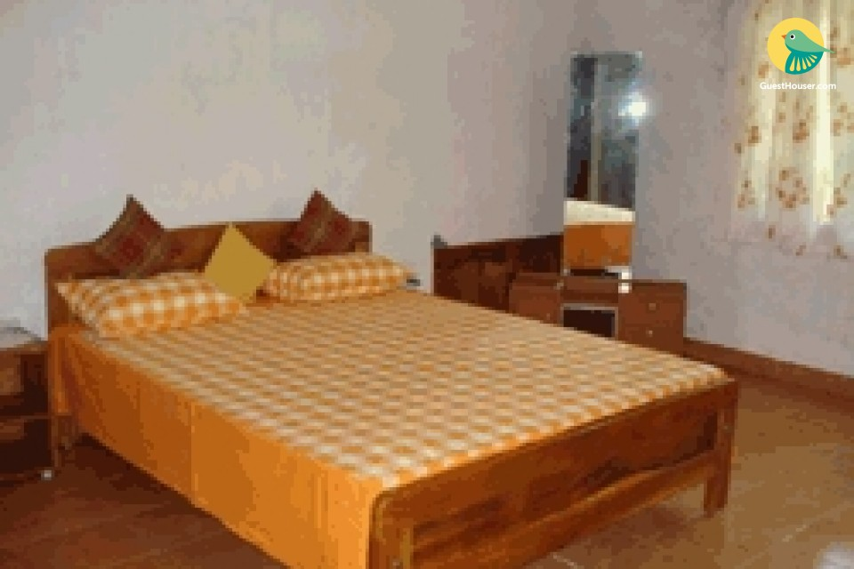 2-bedroom homestay with commodious rooms