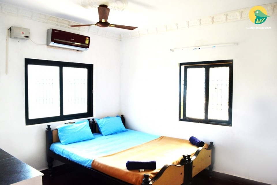 Vibrant room for a relaxing holiday, 650 m from Auroville beach