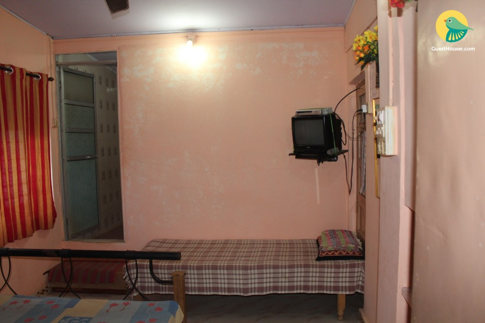 Nice rooms in diveagar