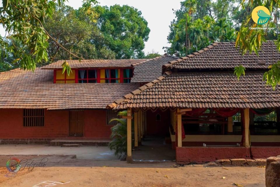 1 Bedroom Cottage in Sangameshwar