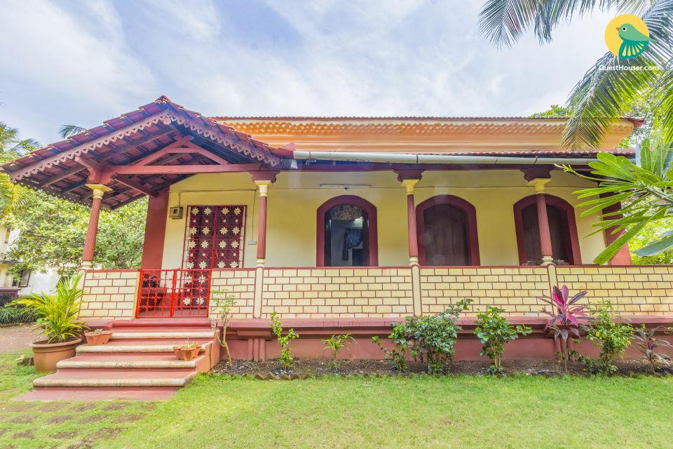 Palatial 4-BR villa, ideal for a rejuvenating getaway