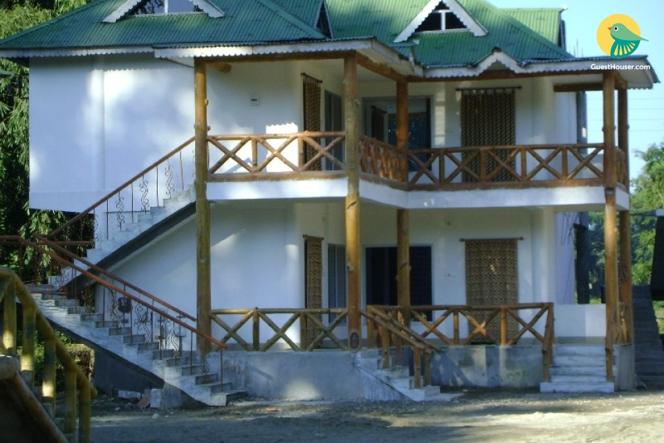 Cottage to stay for groups