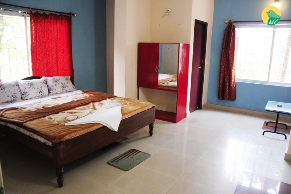 Pleasant guesthouse room, ideal for budget travellers