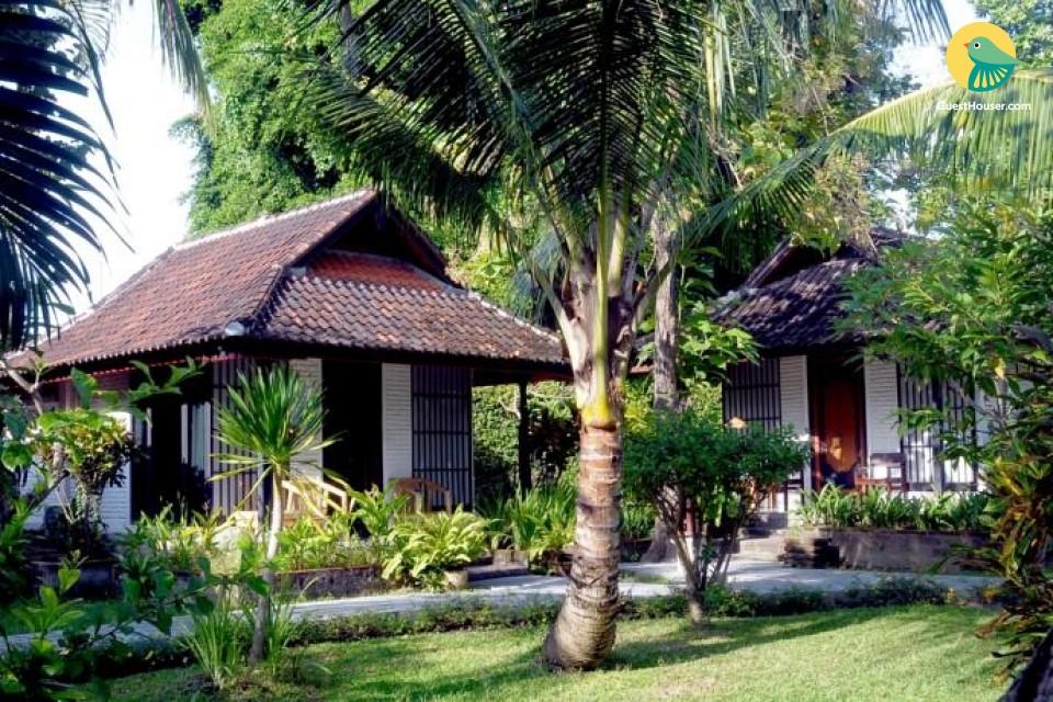 Lovely cottage room with a garden, near Sunrise Beach
