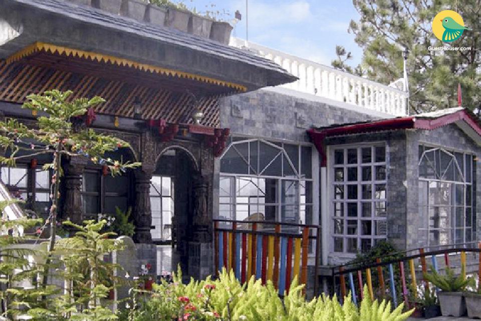 Ivy Top resort