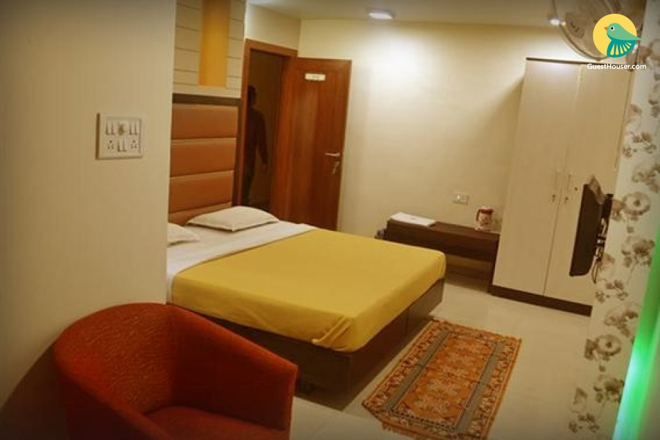 An affluence and comfortable place to stay