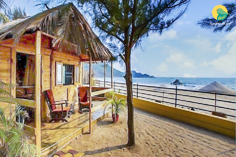 Rustic cottage near Agonda Beach