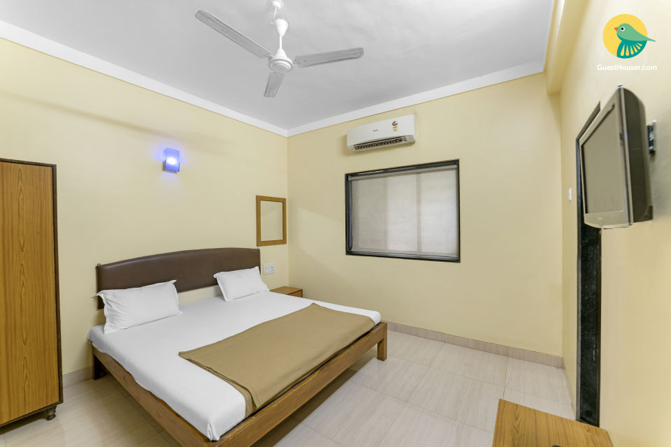 Homely stay for three, near Nagaon Beach