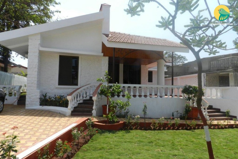 Well Furnished 3-BR bungalow