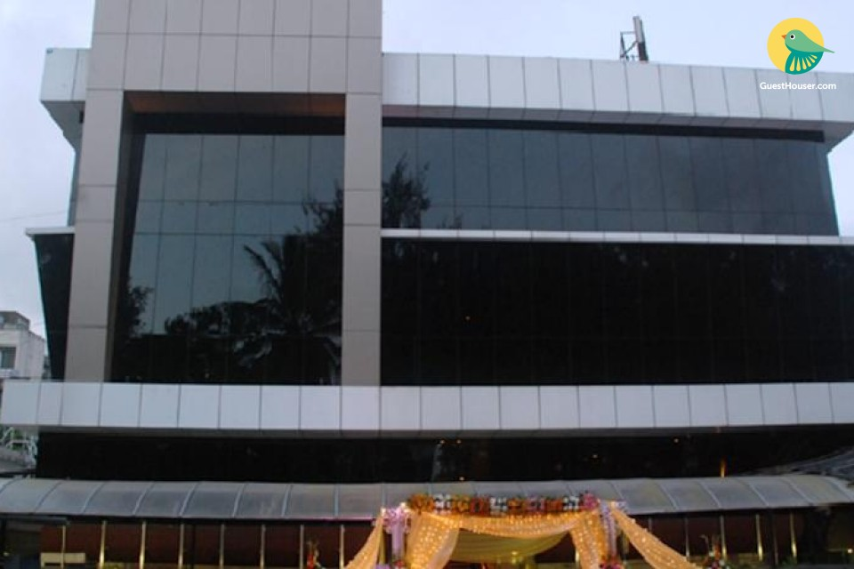 An Ideal Location In Navi Mumbai